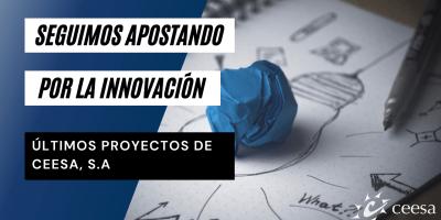 En CEESA seguimos apostando por la innovación