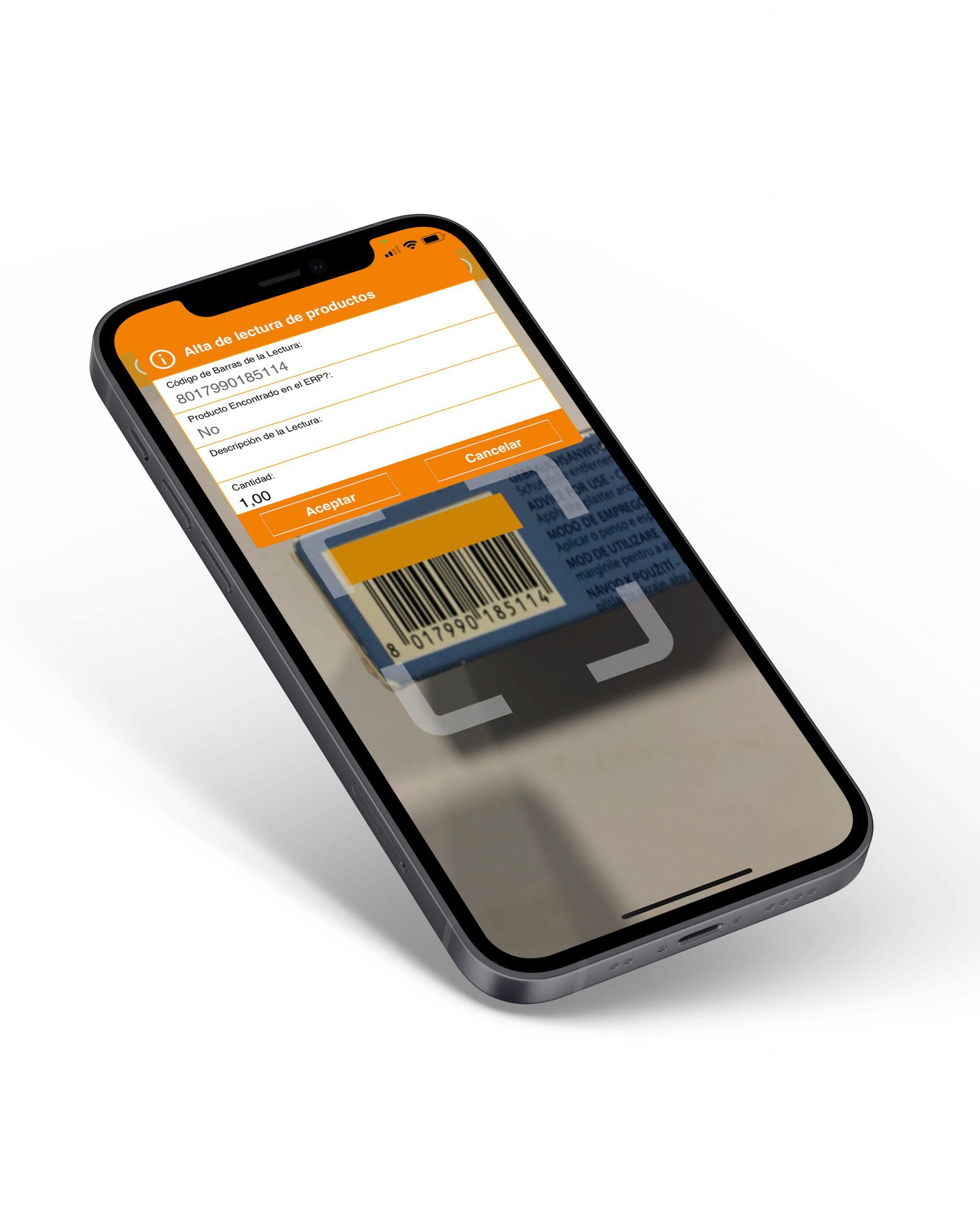 Convierte tu smartphone en una app recolectora de datos