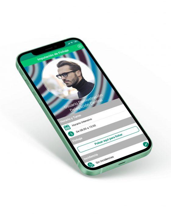 App para control horario
