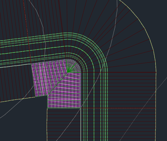 Features lines dynamically linked to corridor! Civil 3D 2015 | Cee