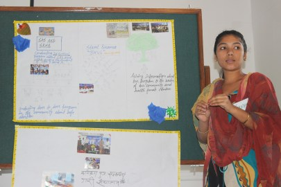 Poster Making Presentation