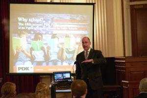 Legislative Conference, Panelist Joshua Starr, Phi Delta Kappa International