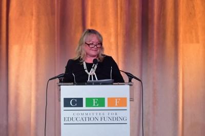CEF Treasurer Megan Wolfe