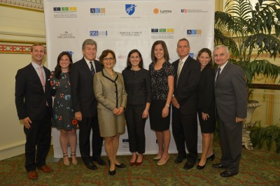 CEF Board Members and 2017 Honorees