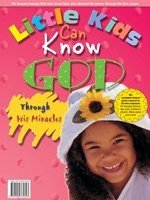 Little Kids Can Know God Through His Miracles