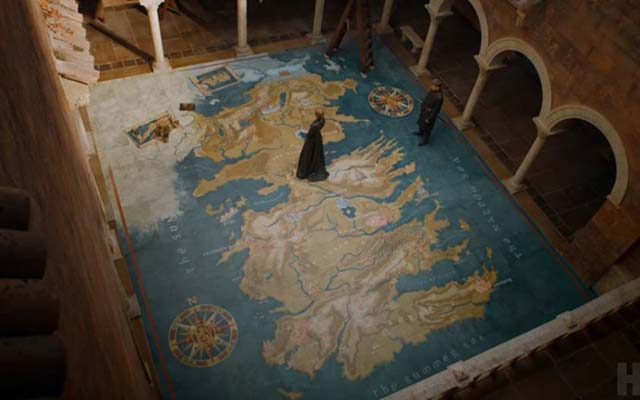 Game of Thrones VII episodul 1 – Dragonstone