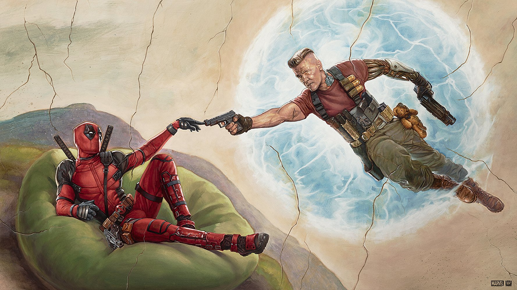 "Deadpool 2 (2018) – ""Îmi place dubstep-ul"""