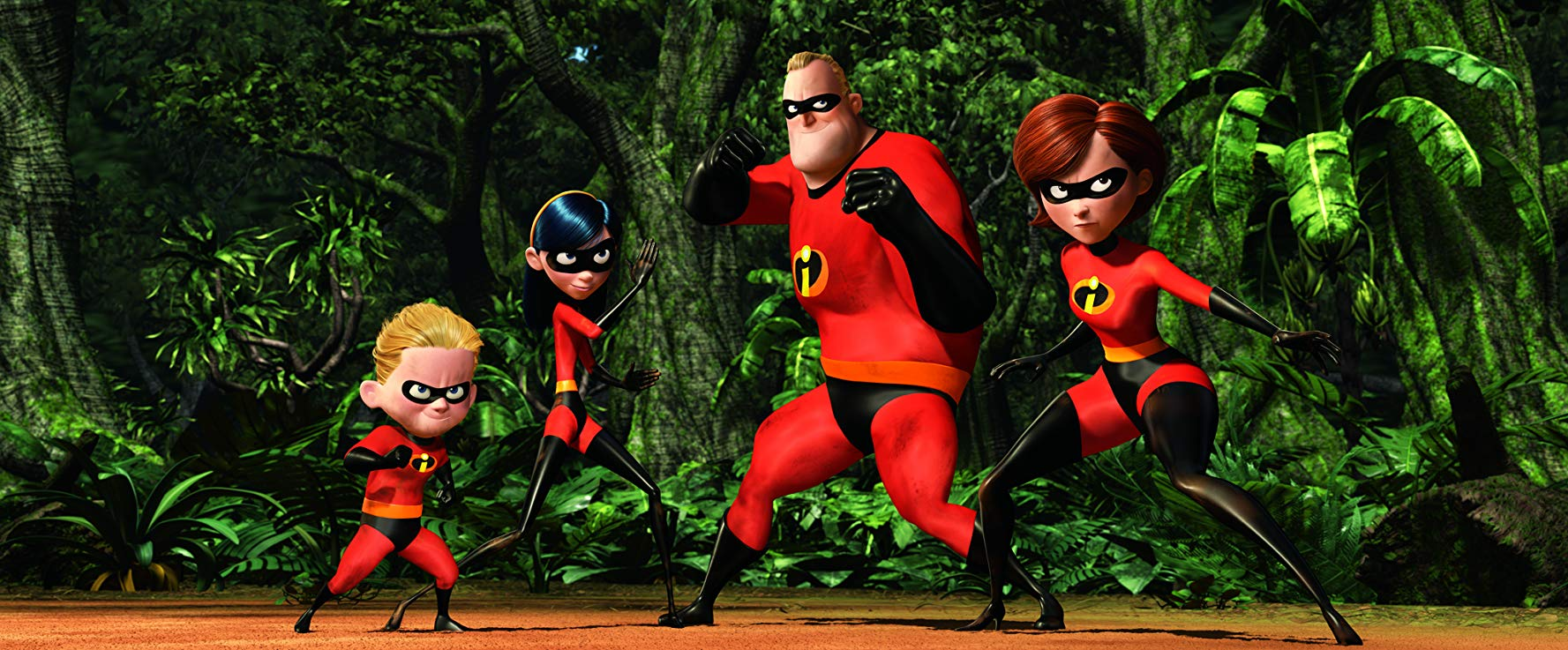 "The Incredibles (2004) – ""Am murit! Am murit! Am supraviețuit, dar am murit!"""
