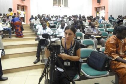 PRISE EN CHARGE DE LA SURDITÉ ET ÉDUCATION DES JEUNES SOURDS AU BURKINA FASO