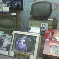 CHUM TV Museum Display
