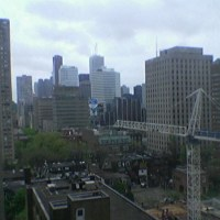 A View of Downtown Toronto