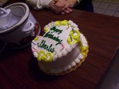 My 25th B-Day Cake
