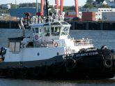 Tugboat Closeup