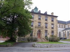 Cathedral Rectory