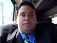 On Bus to Halifax 1
