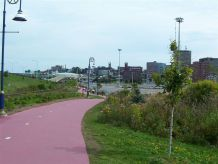 Uptown from Harbour Passage 2