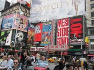Times Square Ads