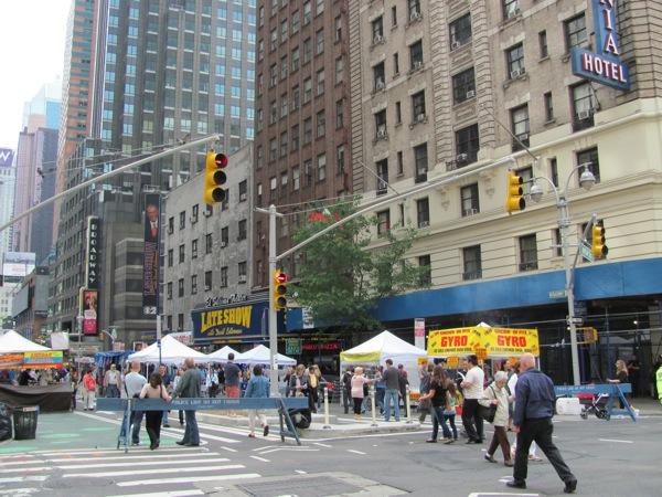 Street Fair by Letterman Studio