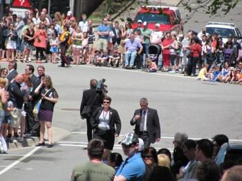 More Crowds