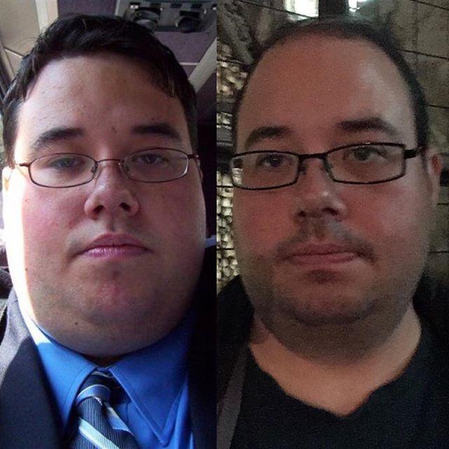 12 Years ago vs. 6 months ago