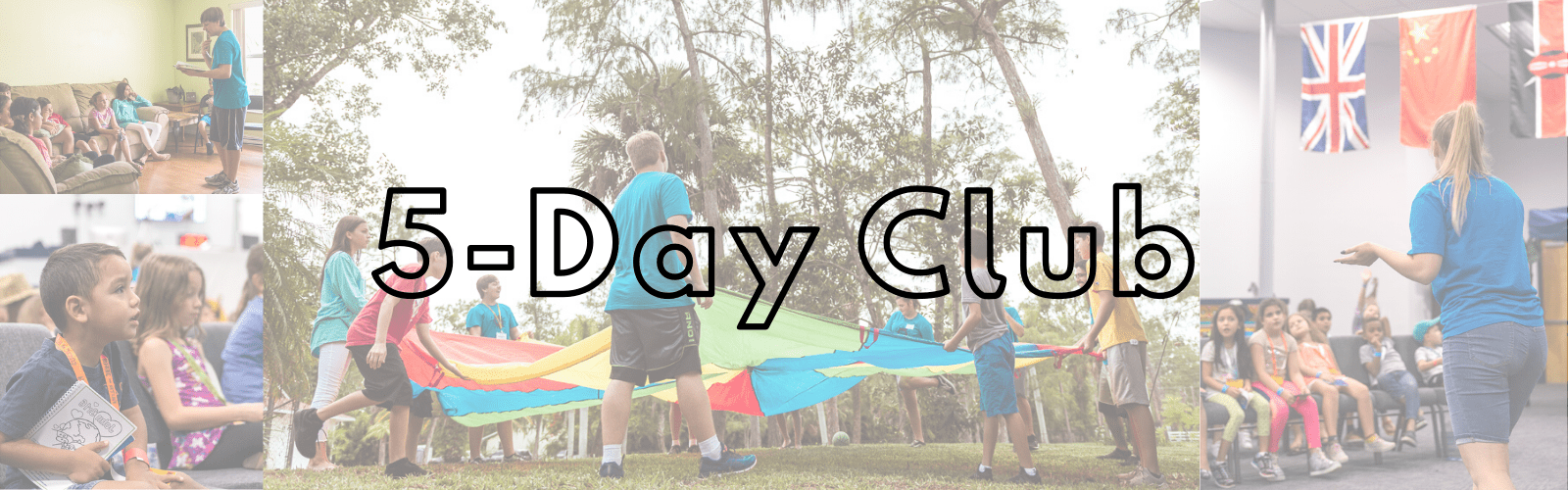 5-Day Club ministry cef of collier county