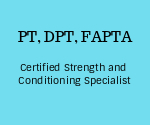 Physical Therapist Designations