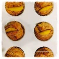 Wacky Orange Spiced Muffins