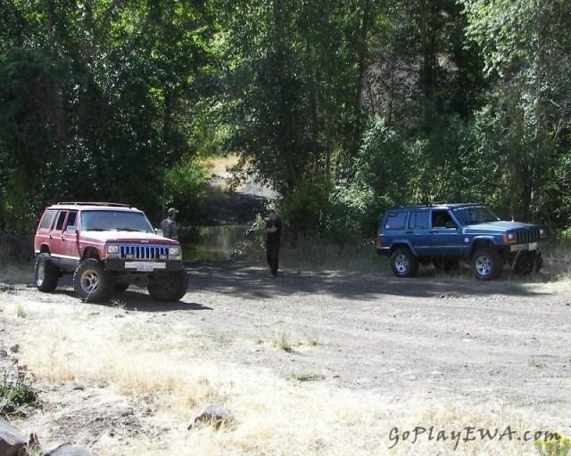 Photos: Wenas Wildlife Area Exploring Run 6