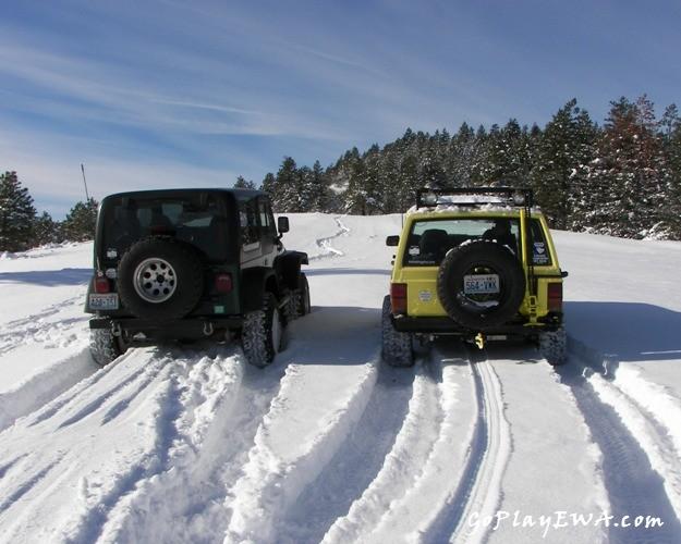 Photos: EWOR Sedge Ridge 4×4 Snow Run 3