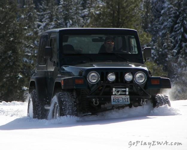 Photos: EWOR Sedge Ridge 4×4 Snow Run 8
