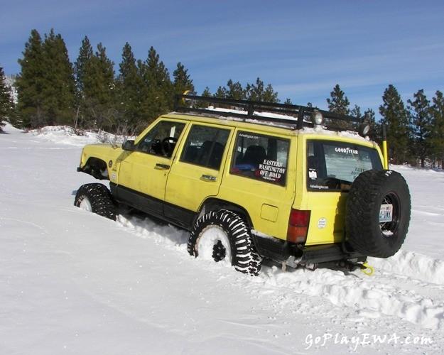 Photos: EWOR Sedge Ridge 4×4 Snow Run 9