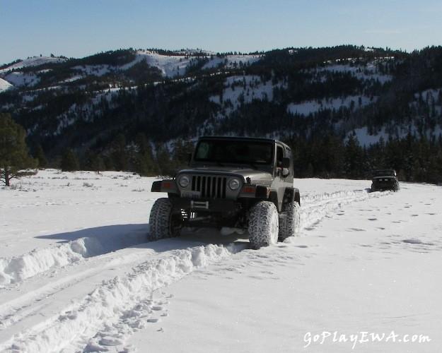 Photos: EWOR Sedge Ridge 4×4 Snow Run 10