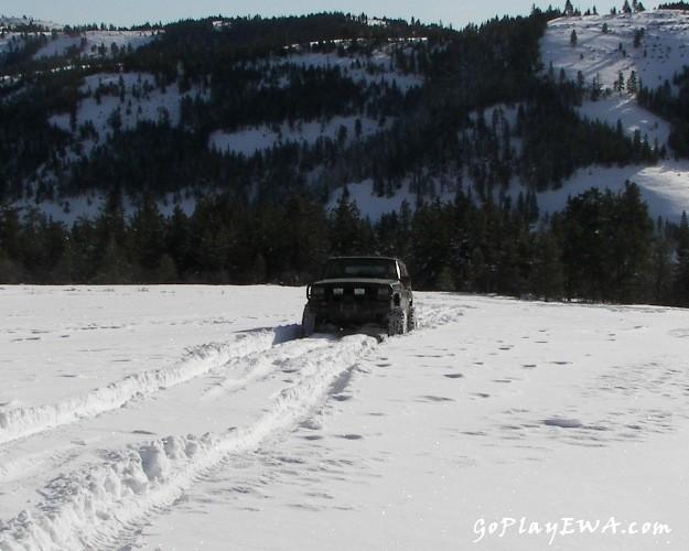 Photos: EWOR Sedge Ridge 4×4 Snow Run 11