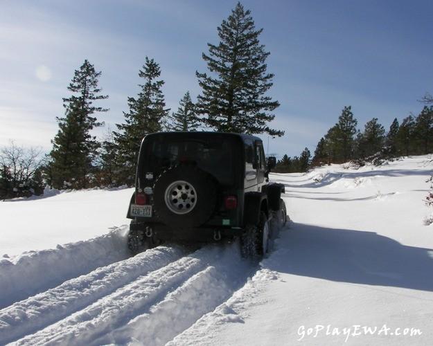 Photos: EWOR Sedge Ridge 4×4 Snow Run 16