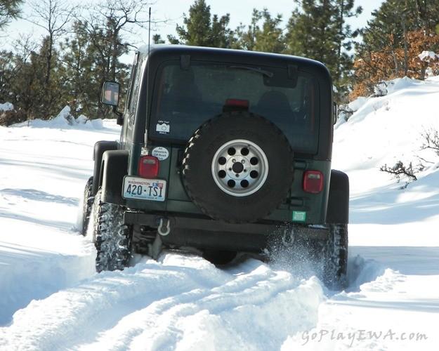 Photos: EWOR Sedge Ridge 4×4 Snow Run 18