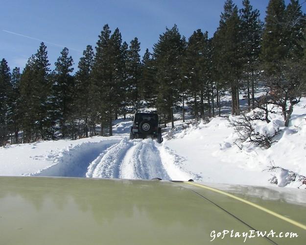 Photos: EWOR Sedge Ridge 4×4 Snow Run 19