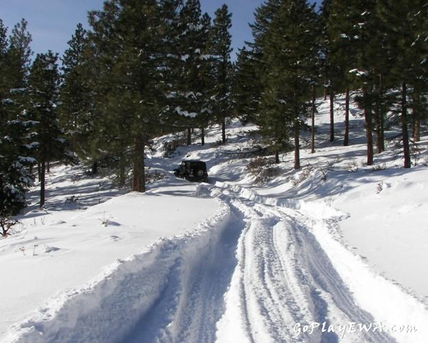 Photos: EWOR Sedge Ridge 4×4 Snow Run 21