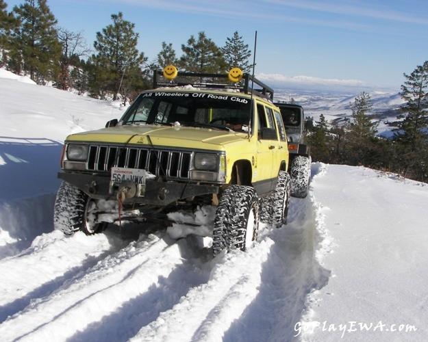 Photos: EWOR Sedge Ridge 4×4 Snow Run 23