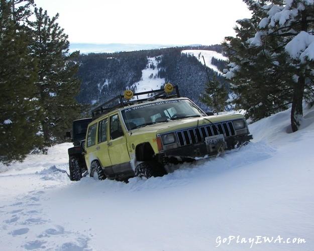 Photos: EWOR Sedge Ridge 4×4 Snow Run 30