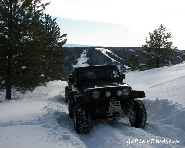 Photos: EWOR Sedge Ridge 4×4 Snow Run 31