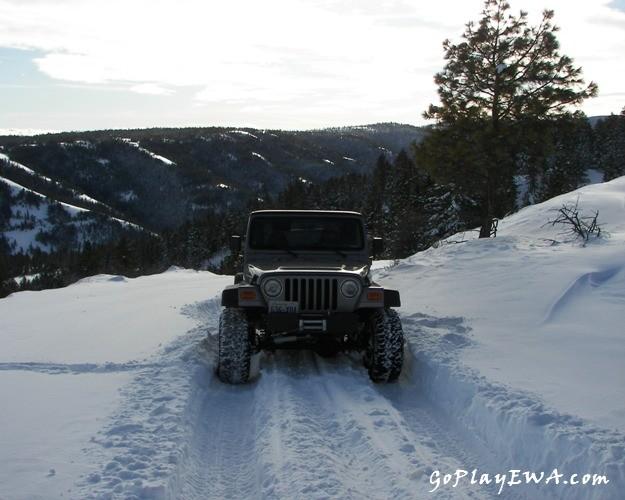 Photos: EWOR Sedge Ridge 4×4 Snow Run 35