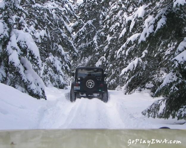 Photos: EWOR Sedge Ridge 4×4 Snow Run 37