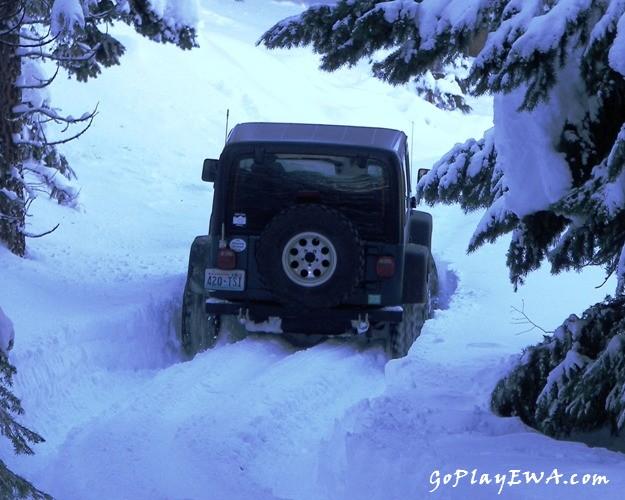 Photos: EWOR Sedge Ridge 4×4 Snow Run 40