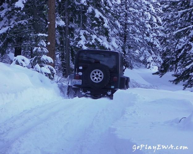 Photos: EWOR Sedge Ridge 4×4 Snow Run 43