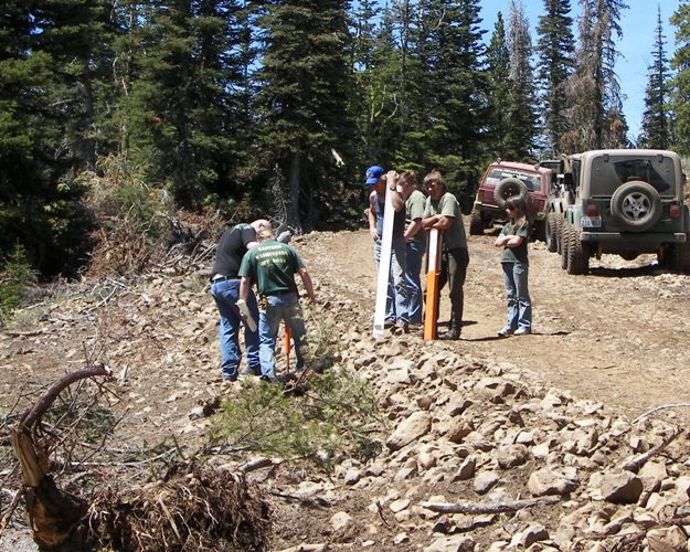 Photos: EWOR Ahtanum State Forest Green Dot Work Party Part 1 of 2 15