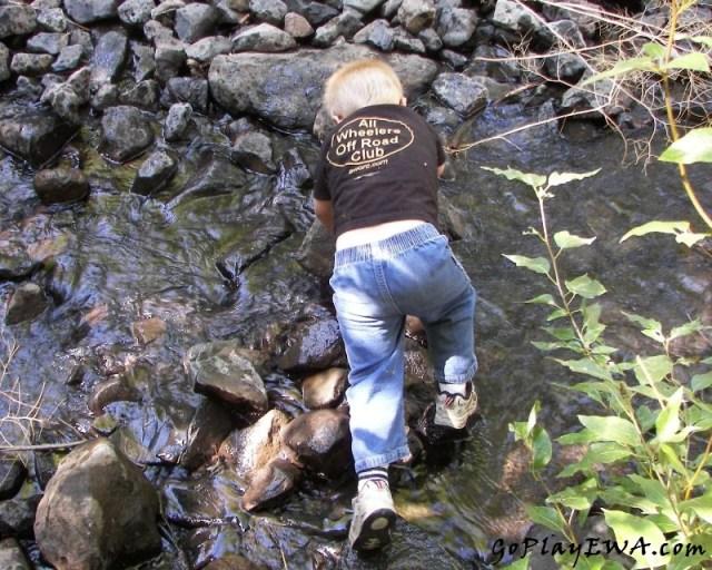 Photos: Wenas Wildlife Area Exploring Run 7