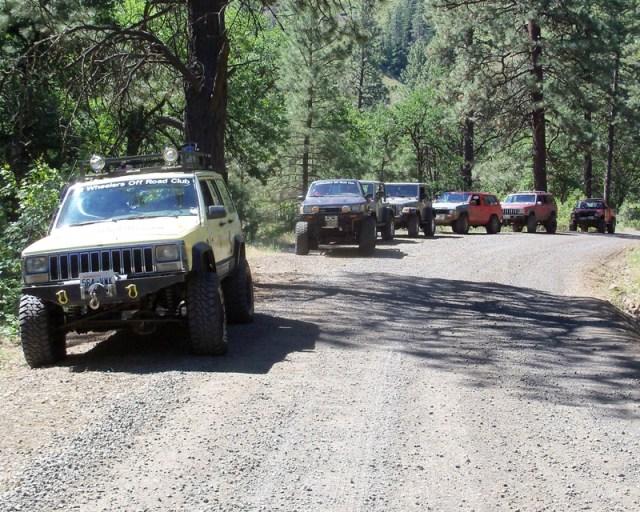 Photos: 4W613 Louie Way Gap to Upper Meadow Work Party 1