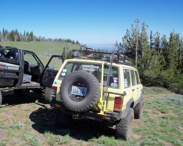 Photos: 4W613 Louie Way Gap to Upper Meadow Work Party 41