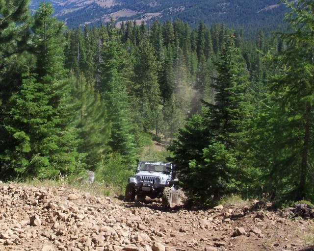 Photos: EWOR Ahtanum ORV Trail Maintenance Camp-out 4