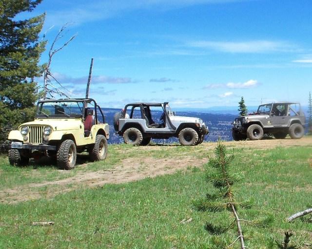 Photos: EWOR Ahtanum ORV Trail Maintenance Camp-out 11